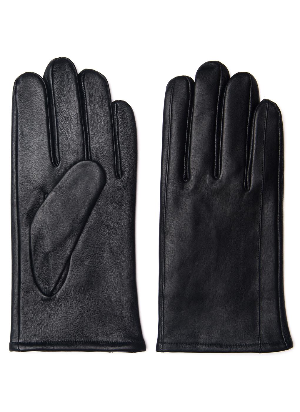Перчатки кожаные мужские 03, Hannelore фото