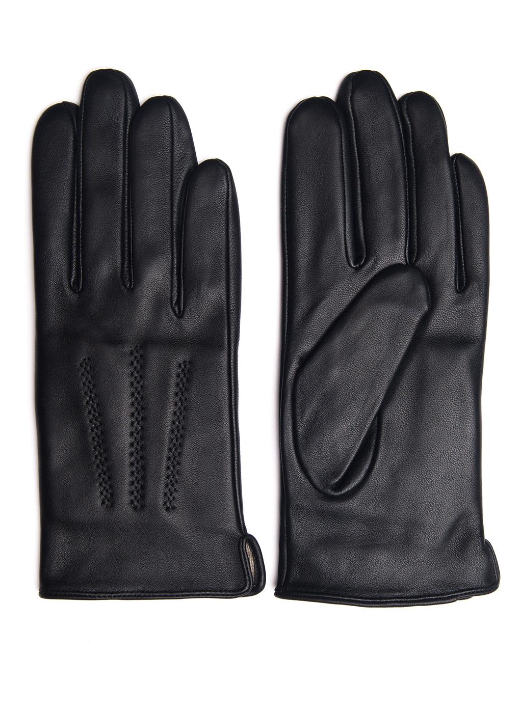 Перчатки кожаные мужские 10, Hannelore фото
