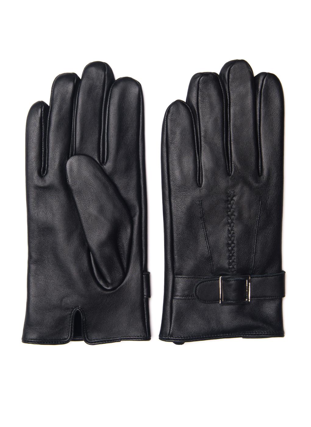 Перчатки кожаные мужские 09, Hannelore фото