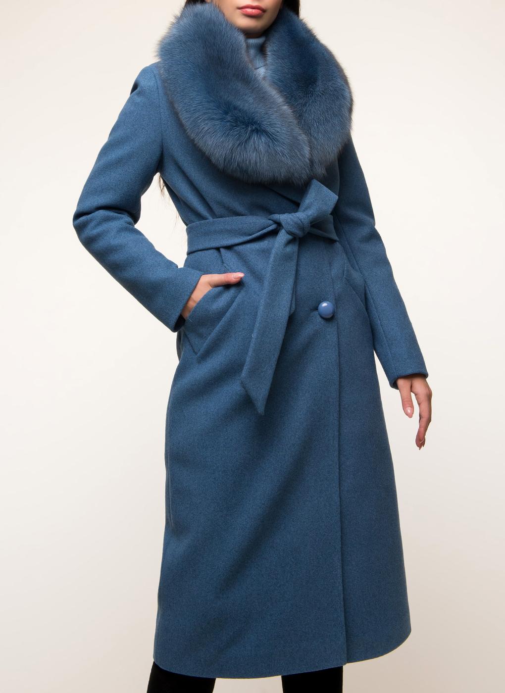 Пальто полушерстяное 56, Crosario фото