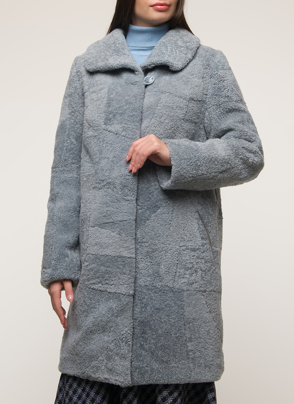 Пальто из овчины 02, Dzhanbekoff фото