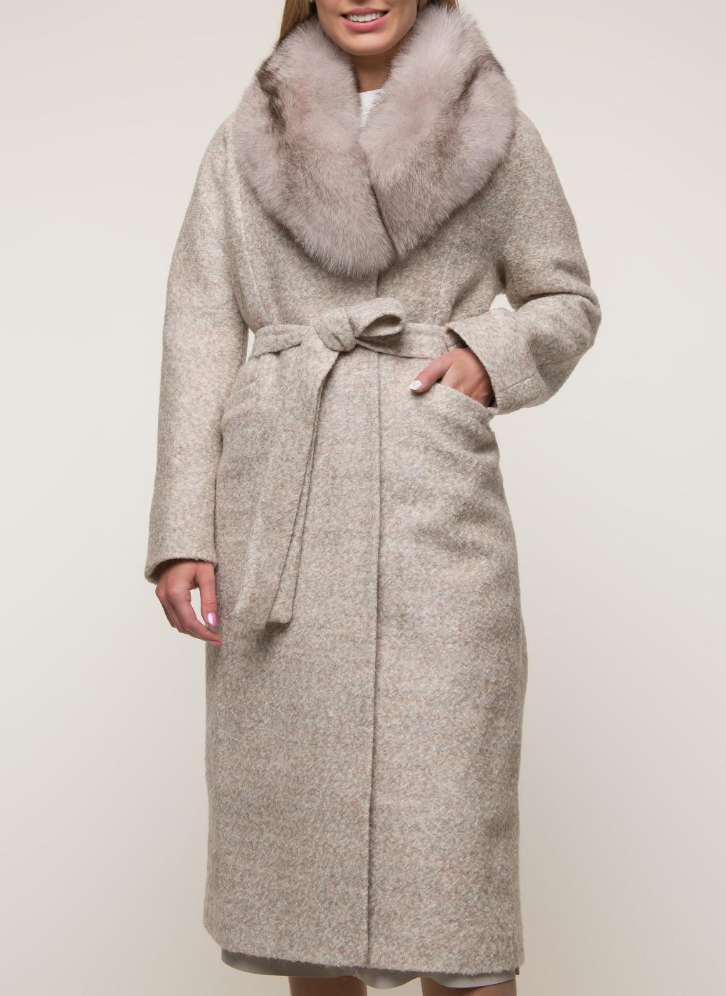 Пальто полушерстяное 55, Crosario фото