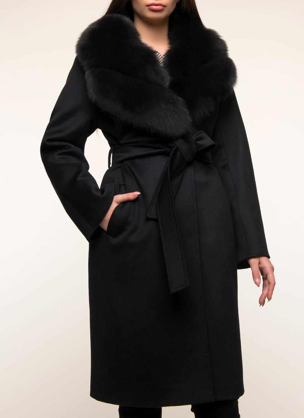 Пальто чистошерстяное 95, Bella collection фото