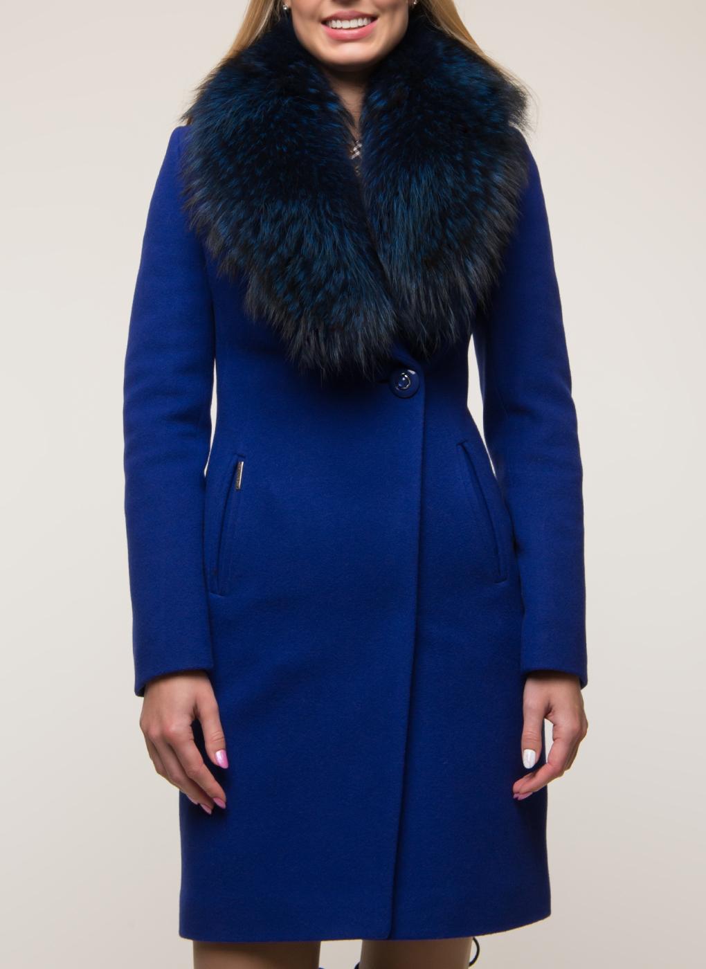 Пальто приталенное шерстяное 58, idekka фото