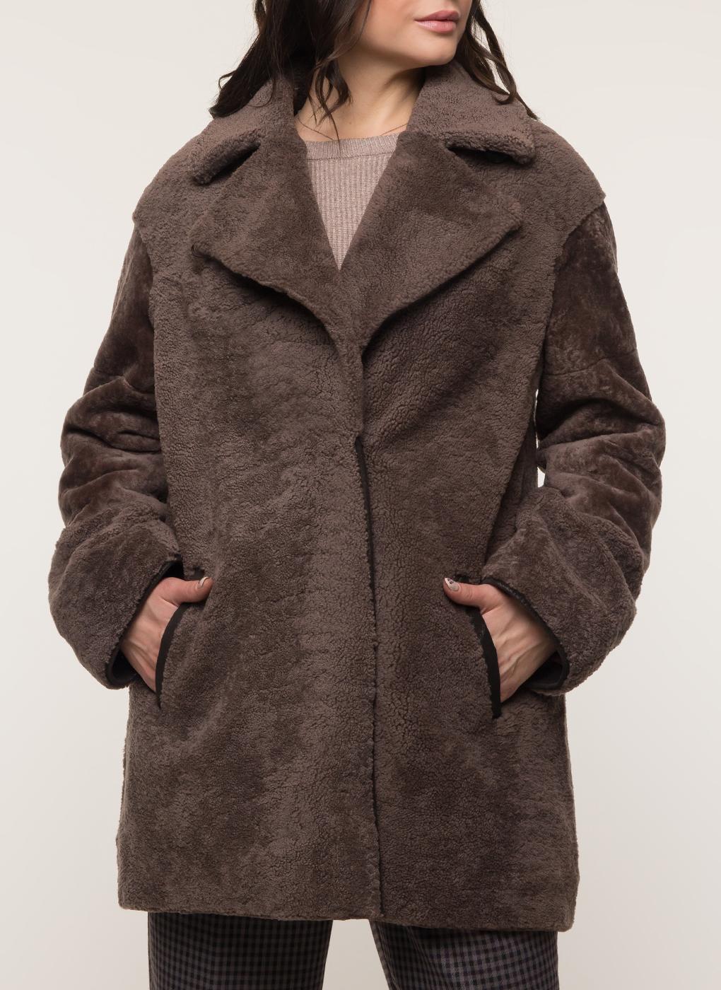 Куртка из овчины 01, Дианель меховой дом