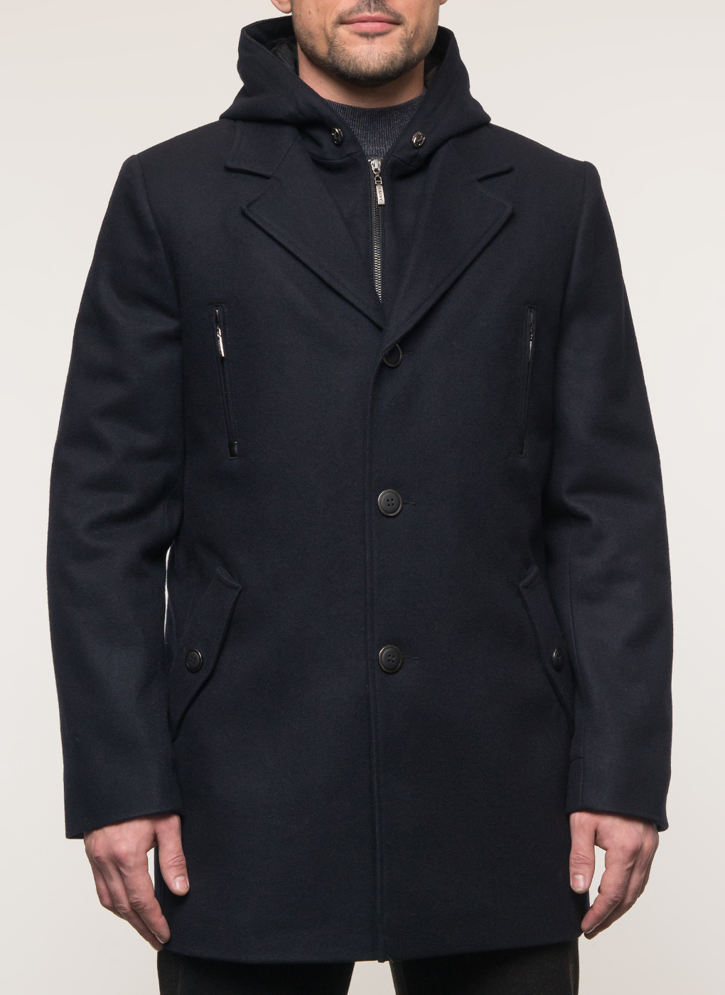 Пальто мужское 21, Sainy фото