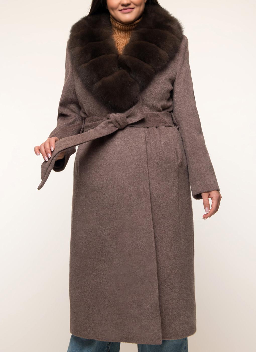 Пальто шерстяное 97, idekka фото