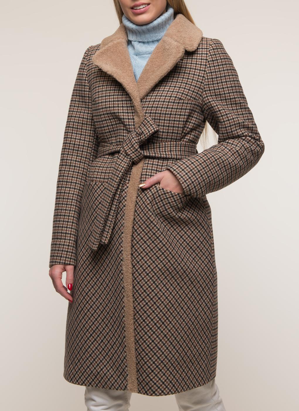 Пальто полушерстяное 41, Galla Lady фото