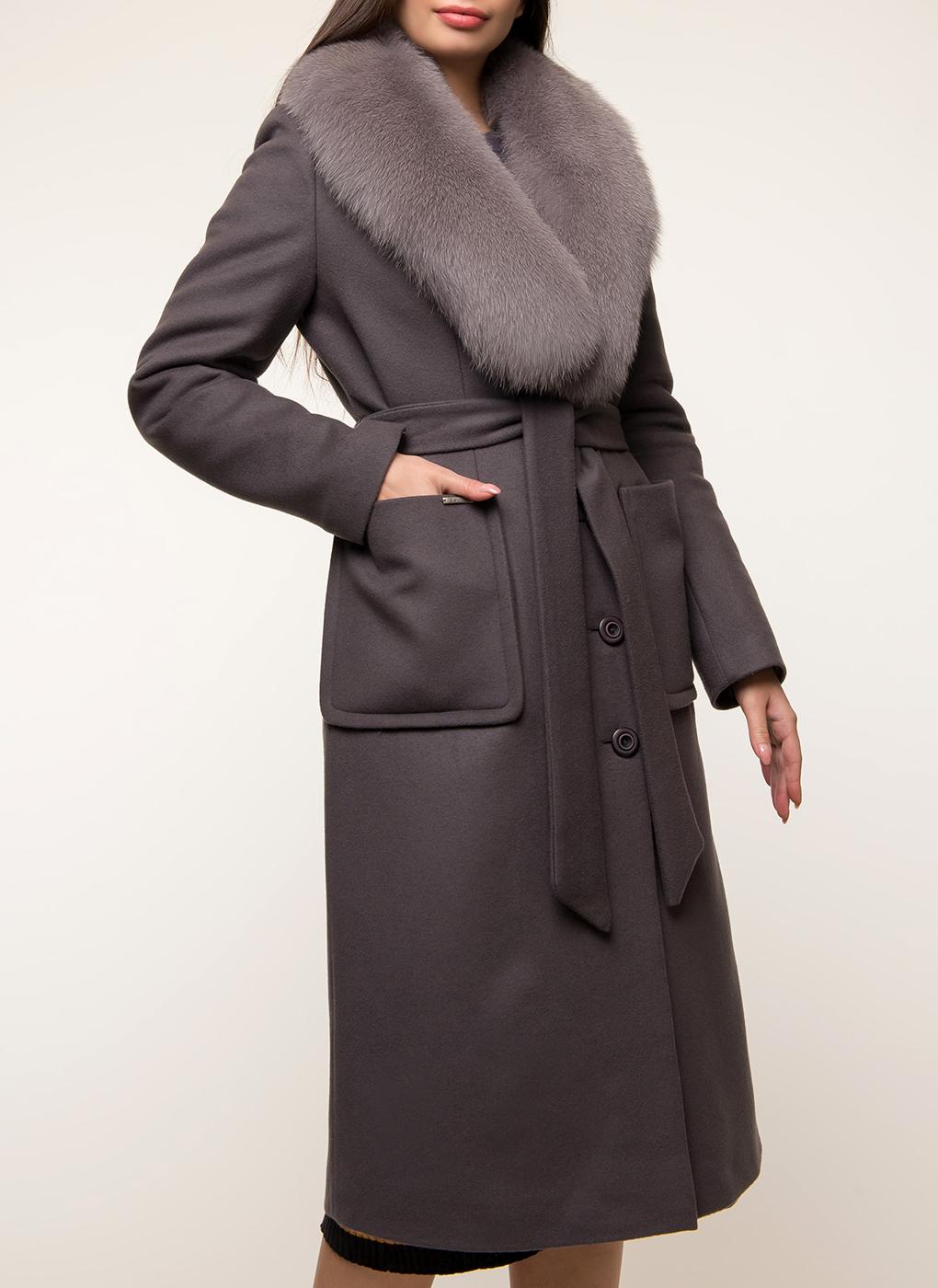 Пальто приталенное шерстяное 29, idekka фото