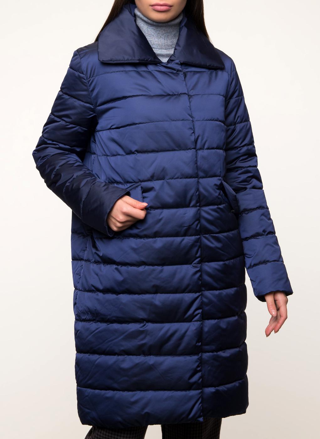 Пальто прямое утепленное 05, КАЛЯЕВ фото