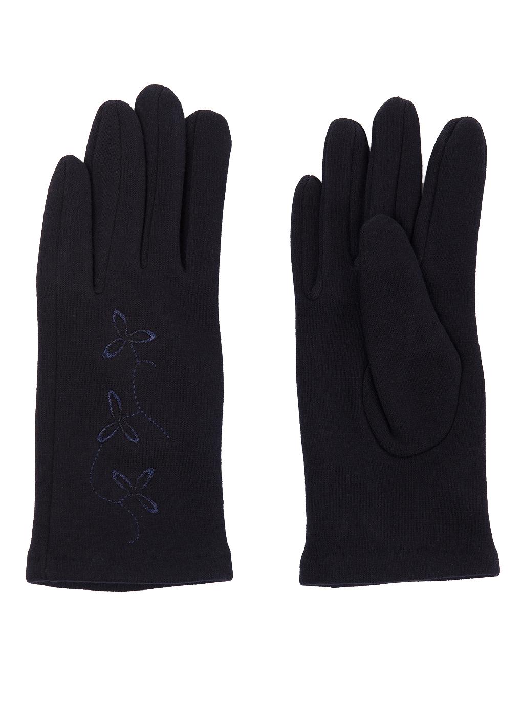 Перчатки женские из трикотажа 09, Hannelore фото