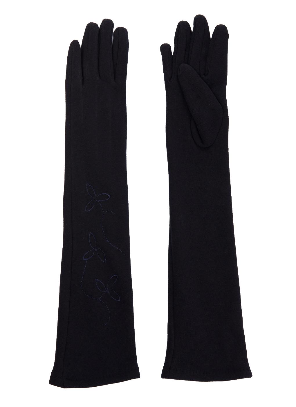 Перчатки женские из трикотажа 12, Hannelore фото