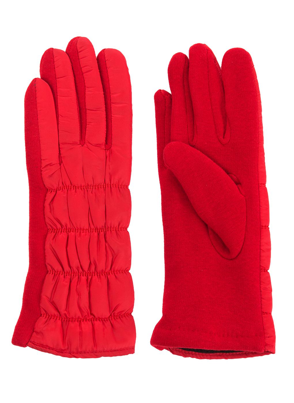 Перчатки женские из трикотажа 02, Hannelore фото
