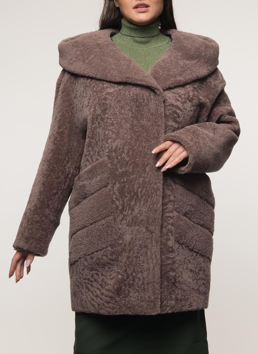Пальто из овчины 10, Юник фото