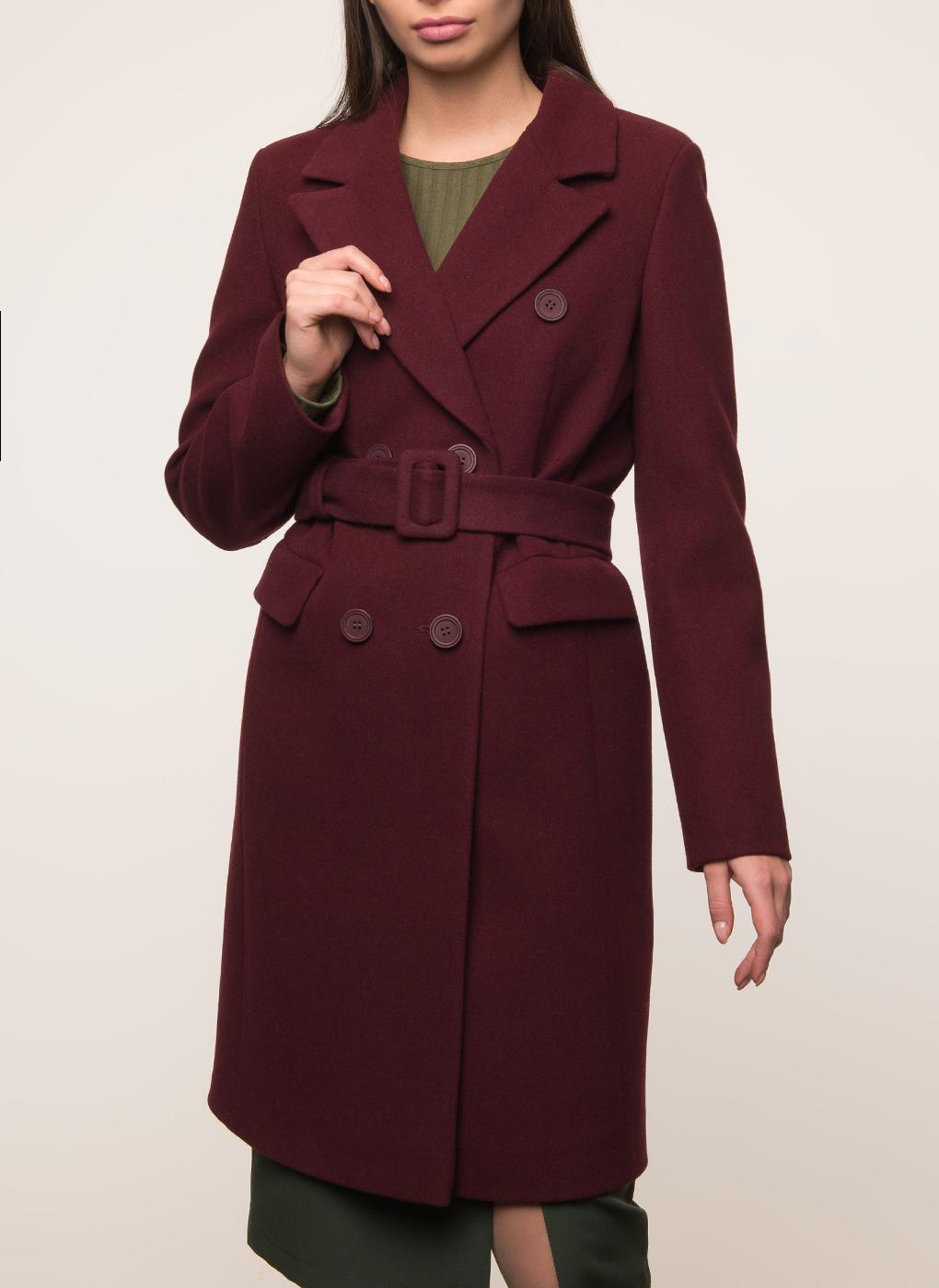 Пальто полушерстяное 45, Заря Моды фото