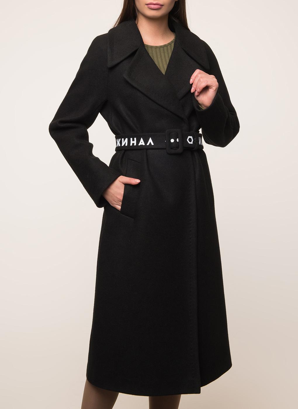 Пальто полушерстяное 46, Заря Моды фото