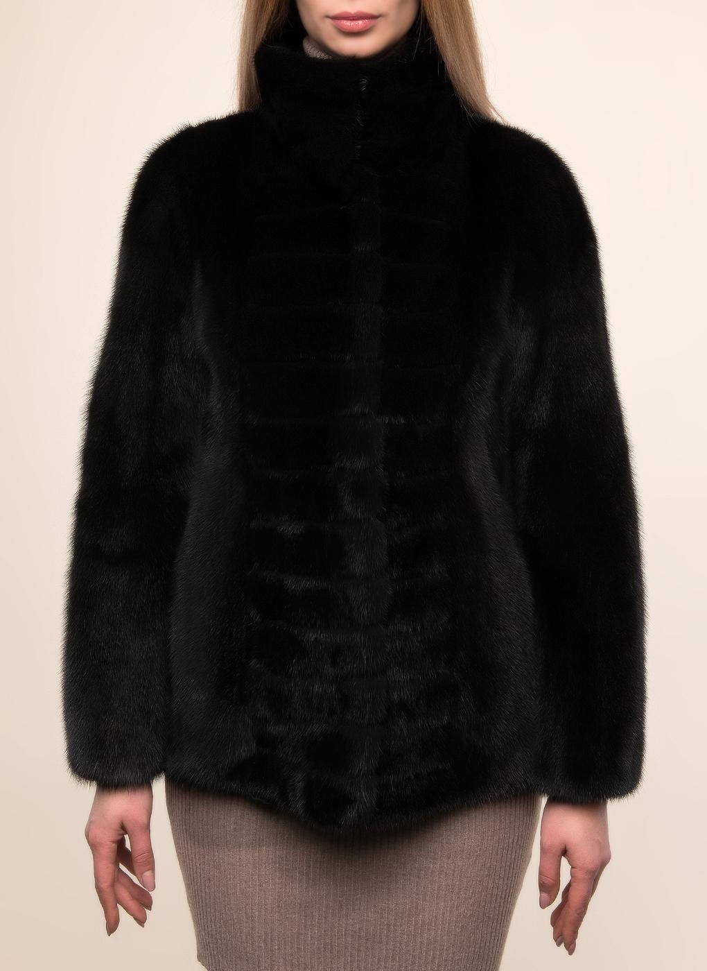 Норковая куртка Эвридика 02, КАЛЯЕВ