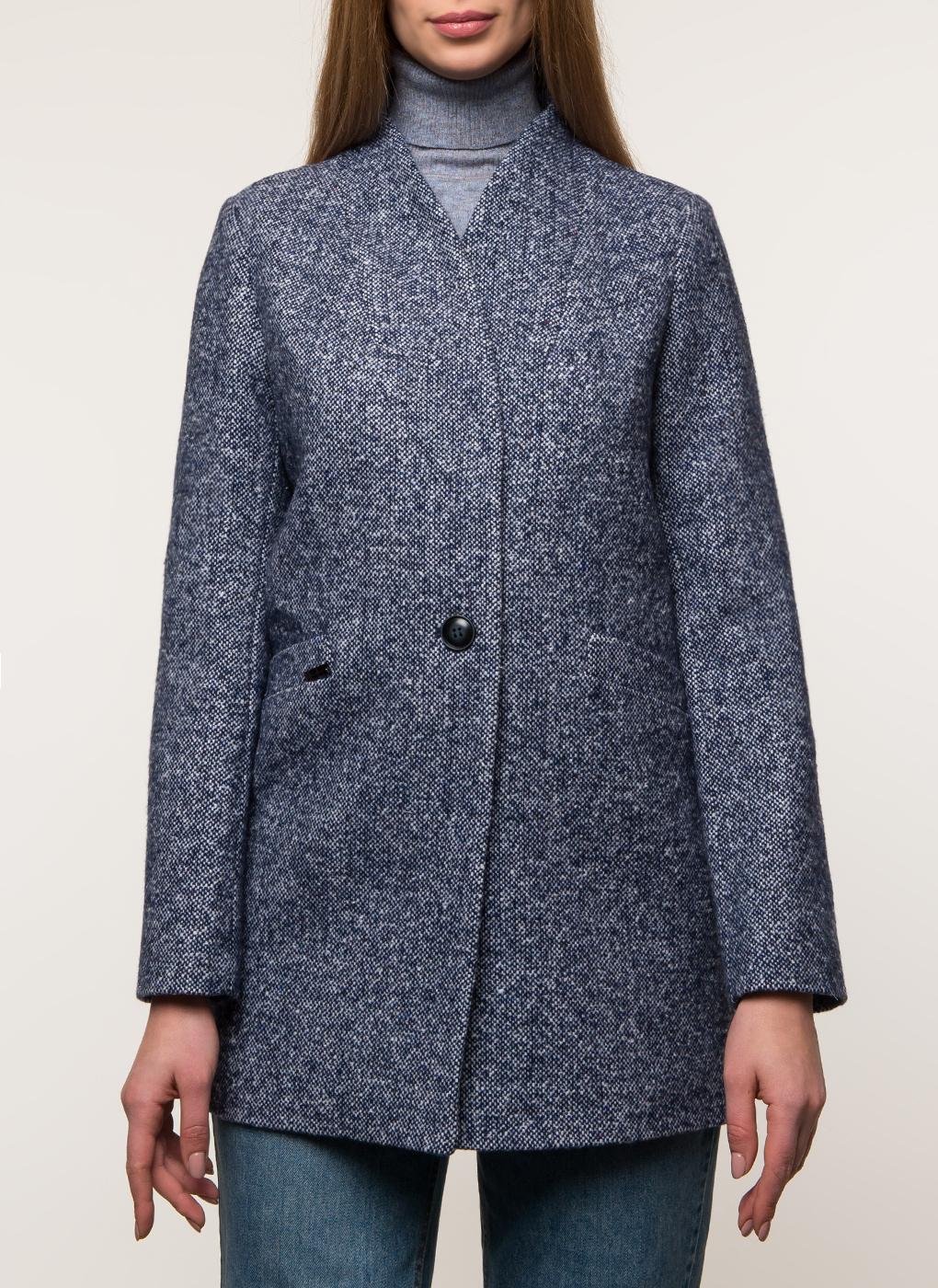 Пальто полушерстяное 35, Galla Lady фото