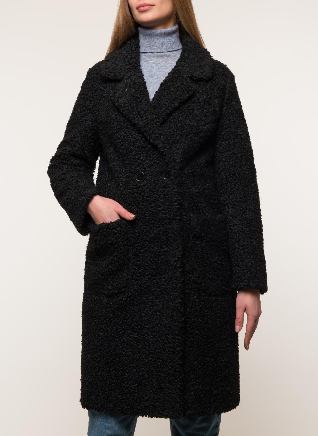 Пальто фактурное 07, КАЛЯЕВ фото