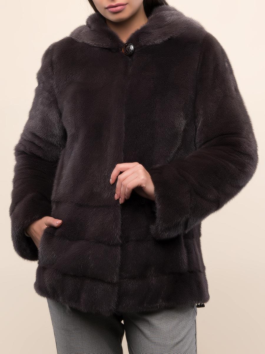 Норковая куртка Хелен 02, КАЛЯЕВ