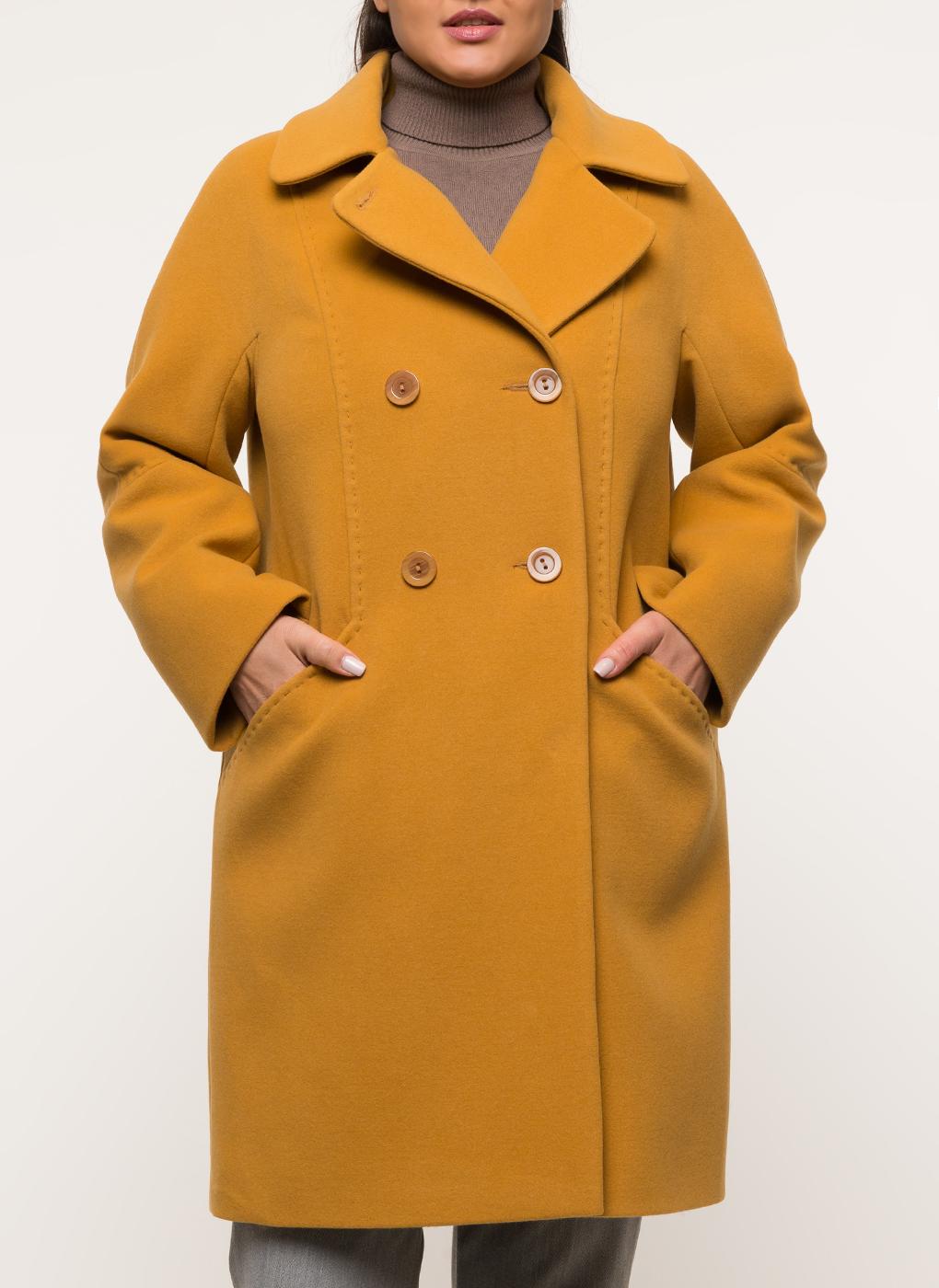 Пальто кокон 15, КАЛЯЕВ фото