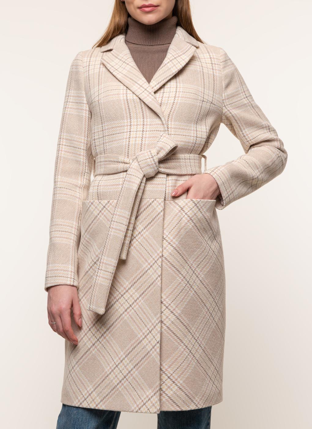 Пальто полушерстяное 46, Galla Lady фото