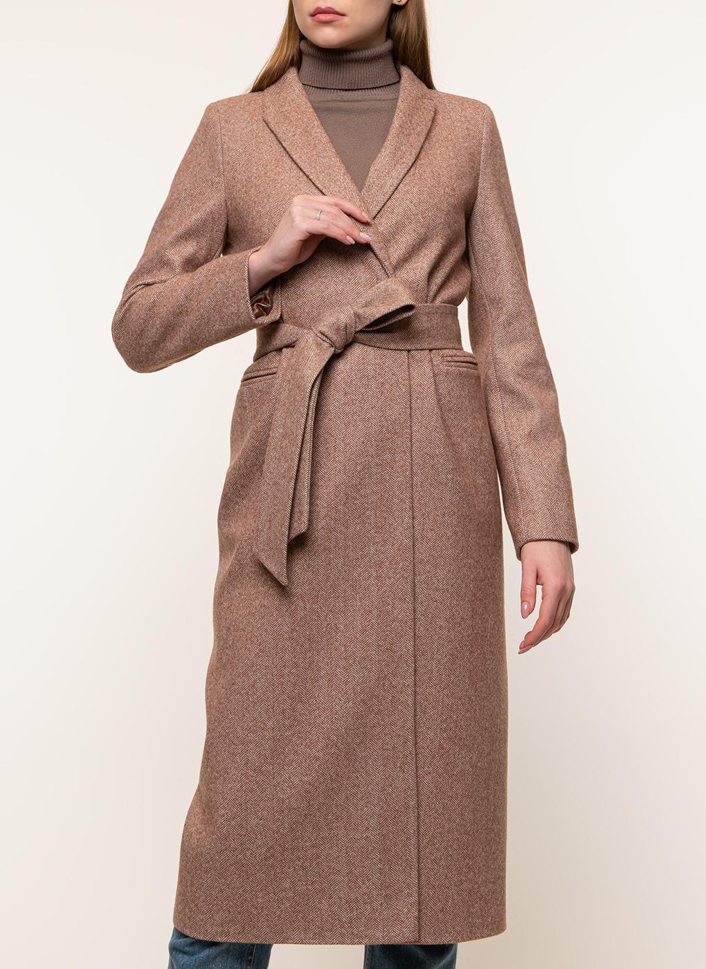 Пальто прямое полушерстяное 26, Sezalto фото