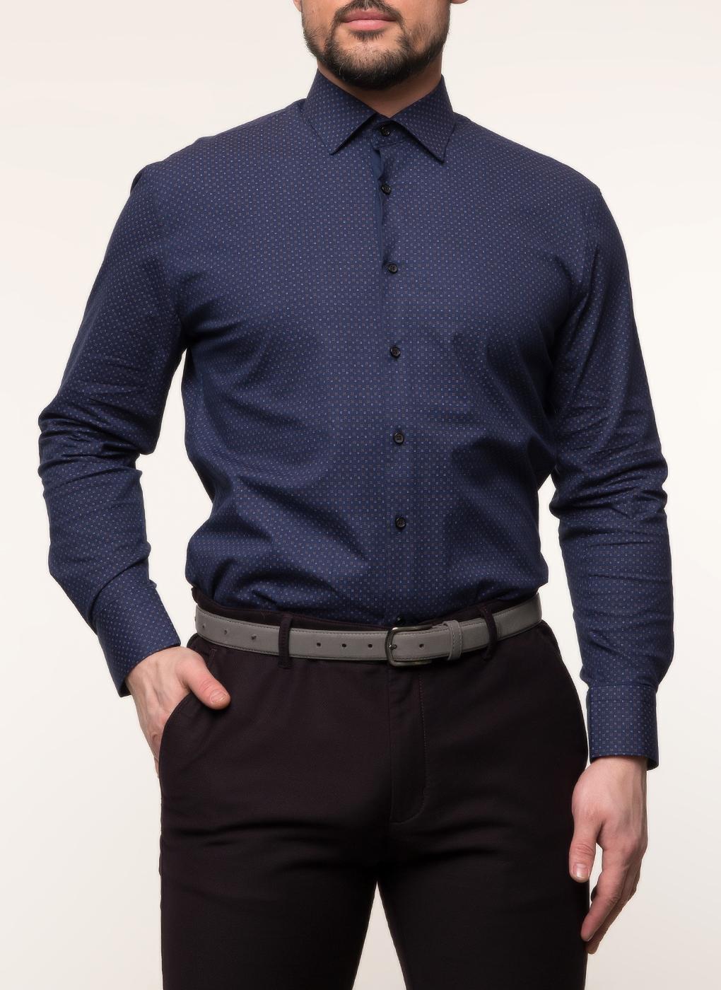 Рубашка мужская 30, Hans Grubber фото