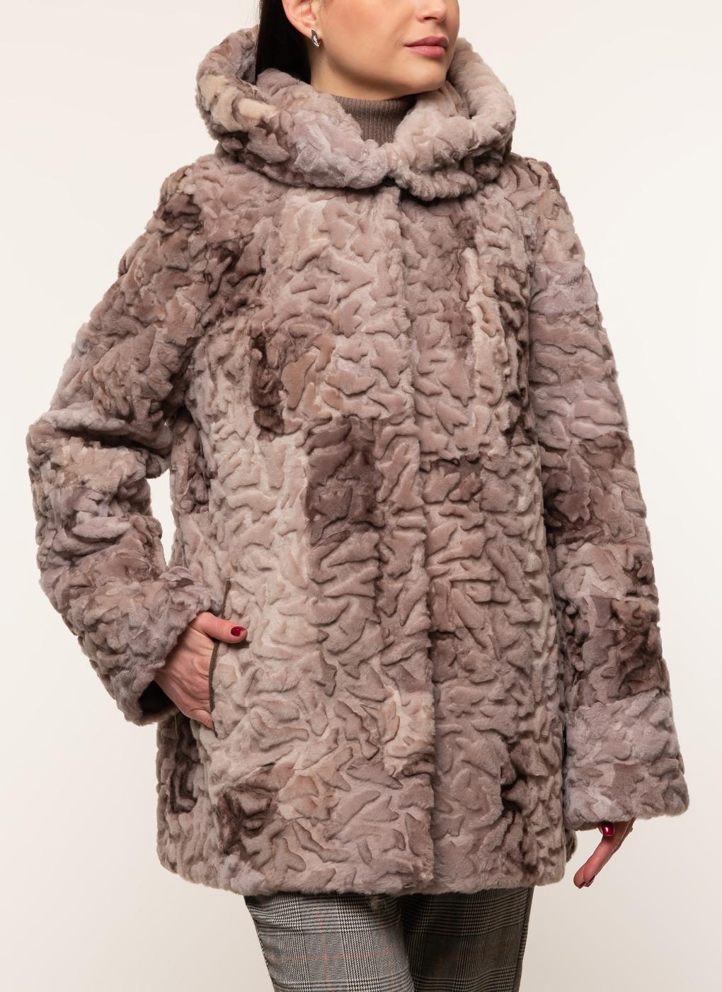 Куртка из овчины 09, Dzhanbekoff фото