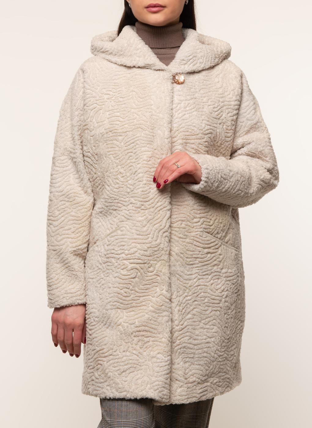 Пальто из овчины 04, Dzhanbekoff фото
