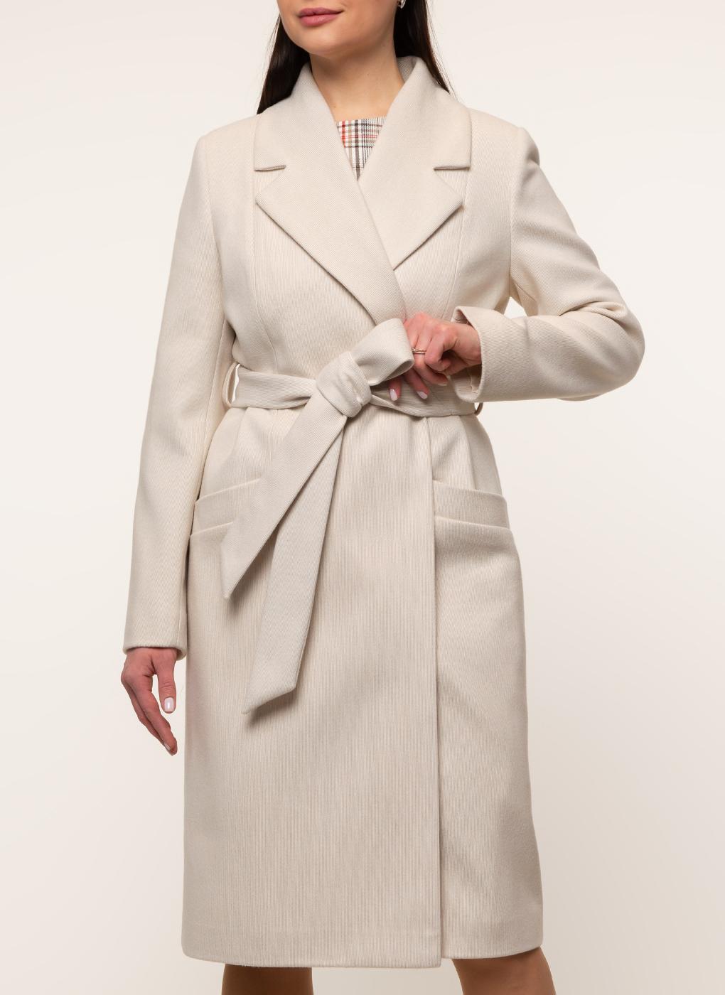 Пальто прямое полушерстяное 18, Sezalto фото