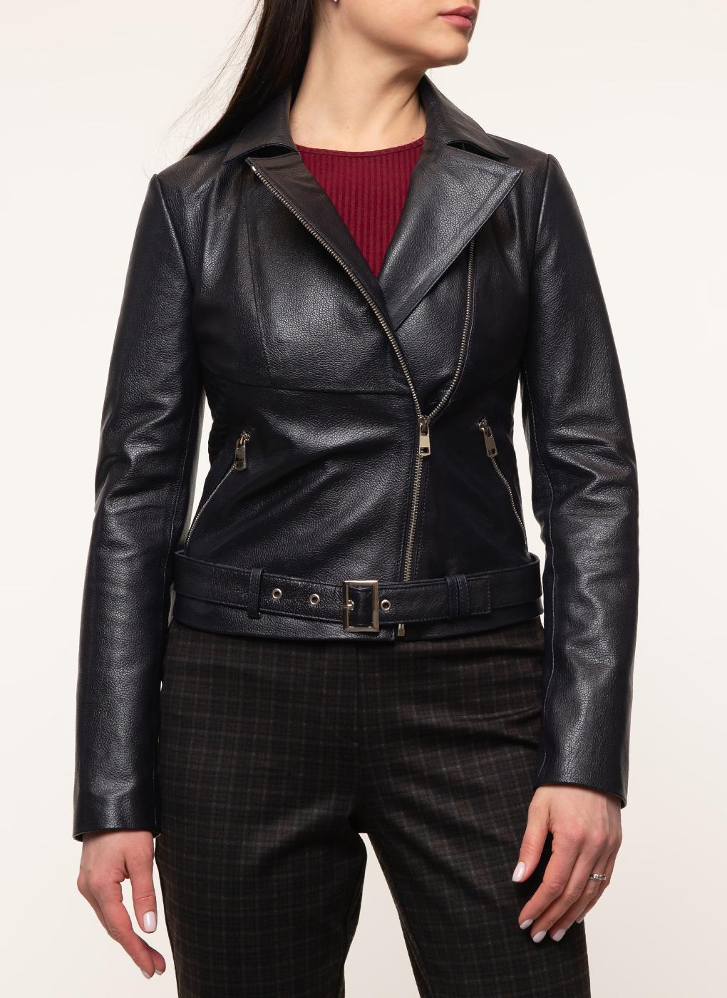 фото кожаных курток женских решении этого