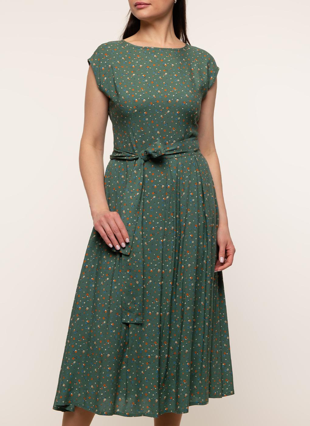 Платье приталенное 30, Remix фото