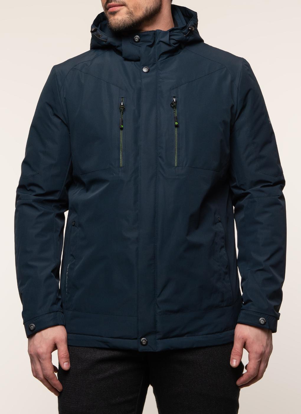 Куртка мужская утепленная 05, Grizman фото