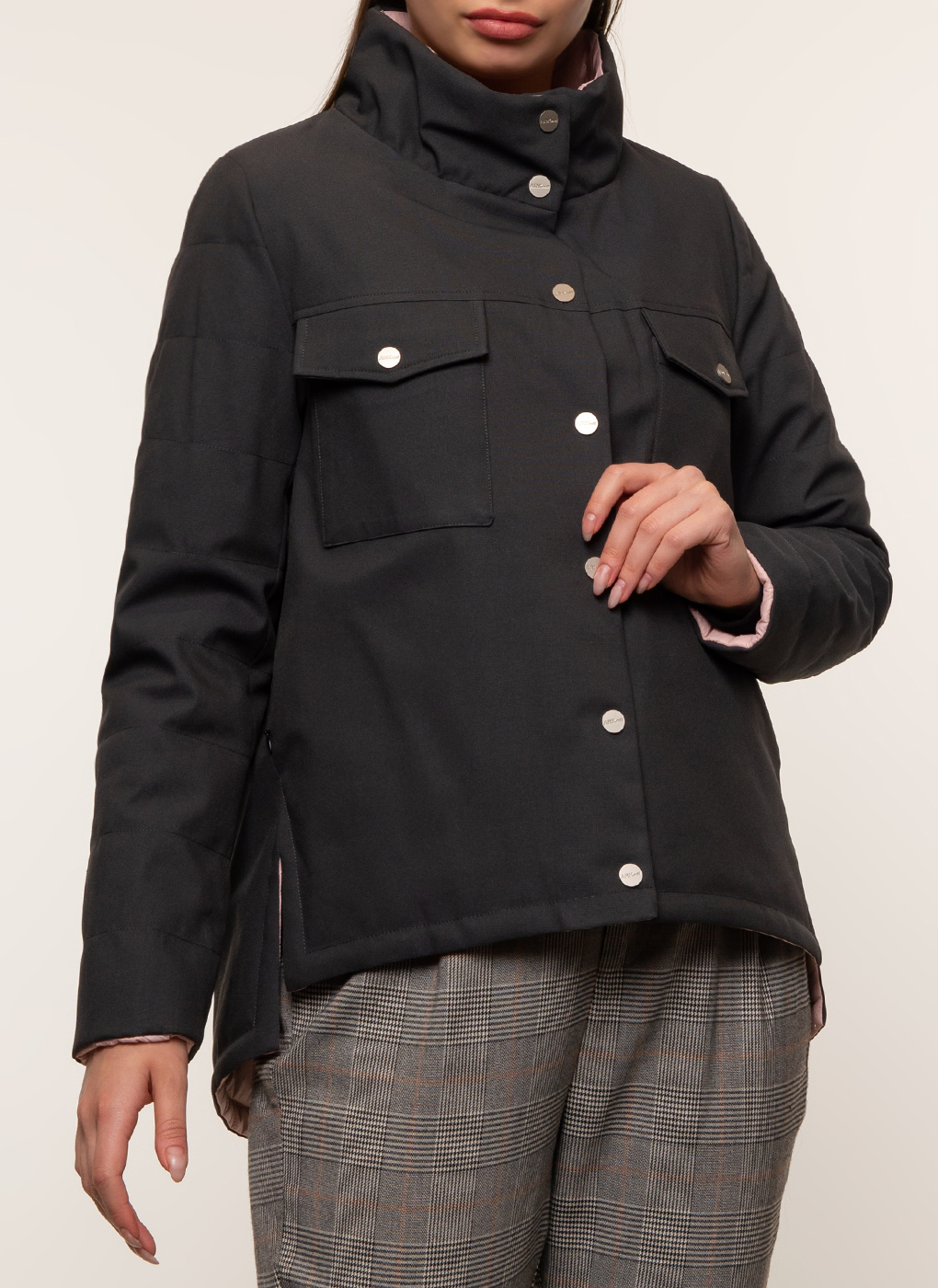 Куртка утепленная 01, двусторонняя ARKnets фото