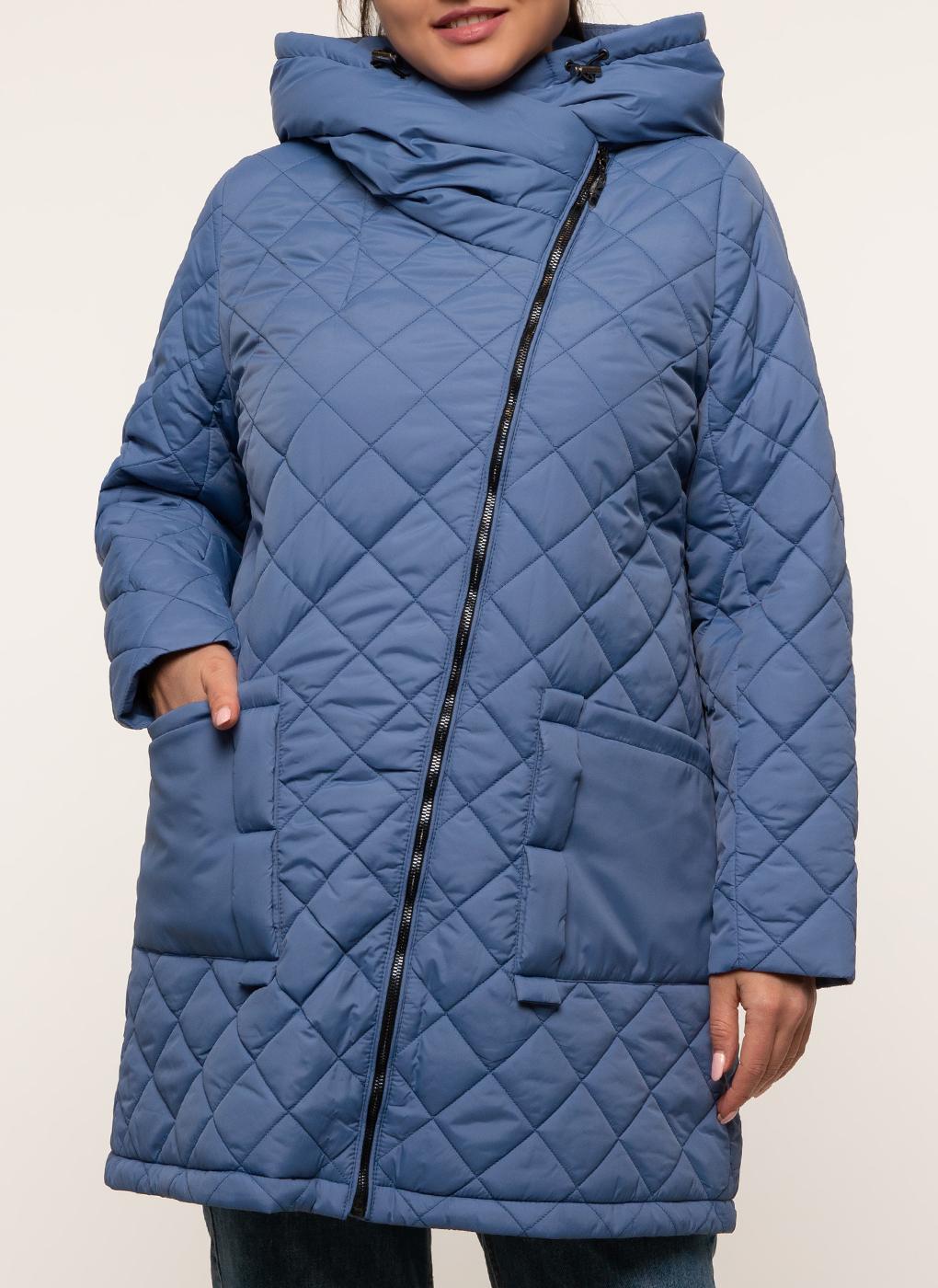 Пальто прямое утепленное 25, Tirella City фото