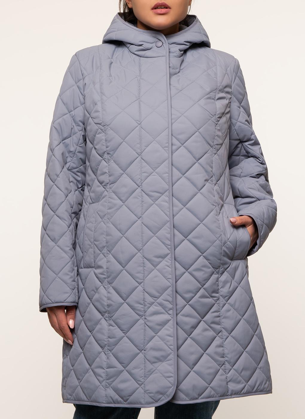 Пальто прямое утепленное 13, Tirella City фото