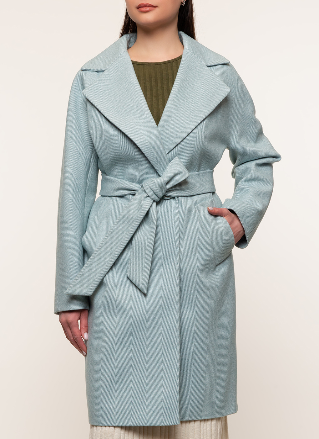 Пальто прямое 15, Sezalto фото