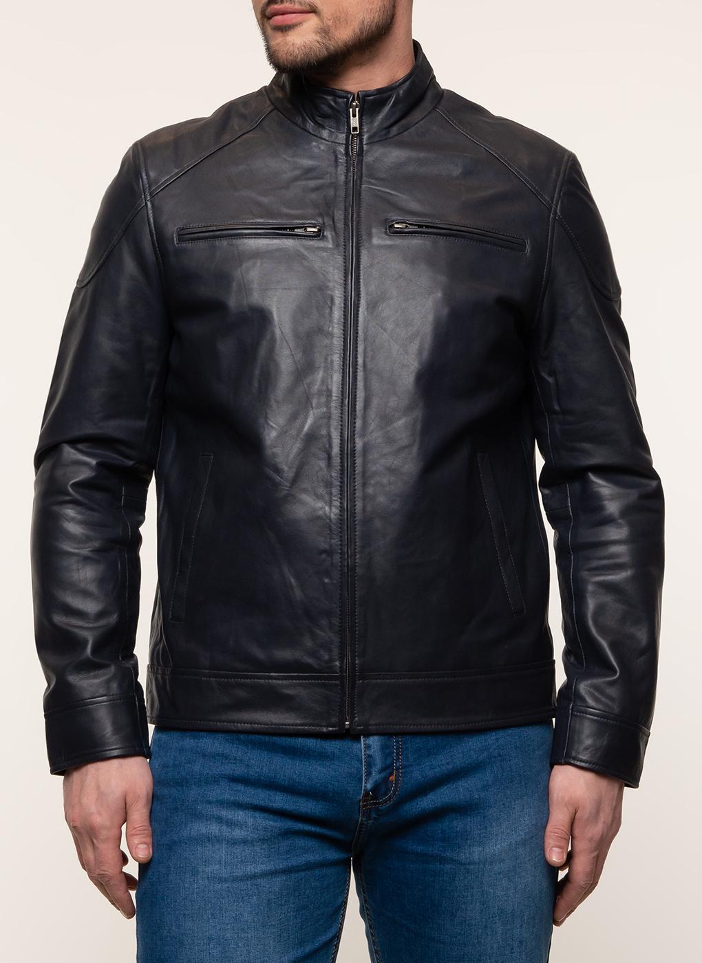 Кожаная куртка мужская 16, Gotthold фото