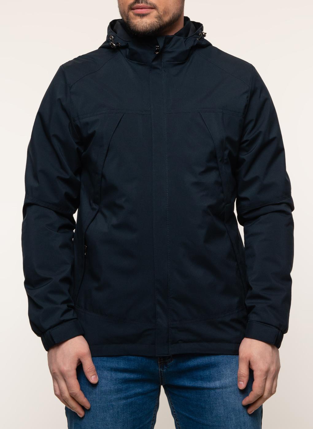 Куртка мужская утепленная 38, T&H фото