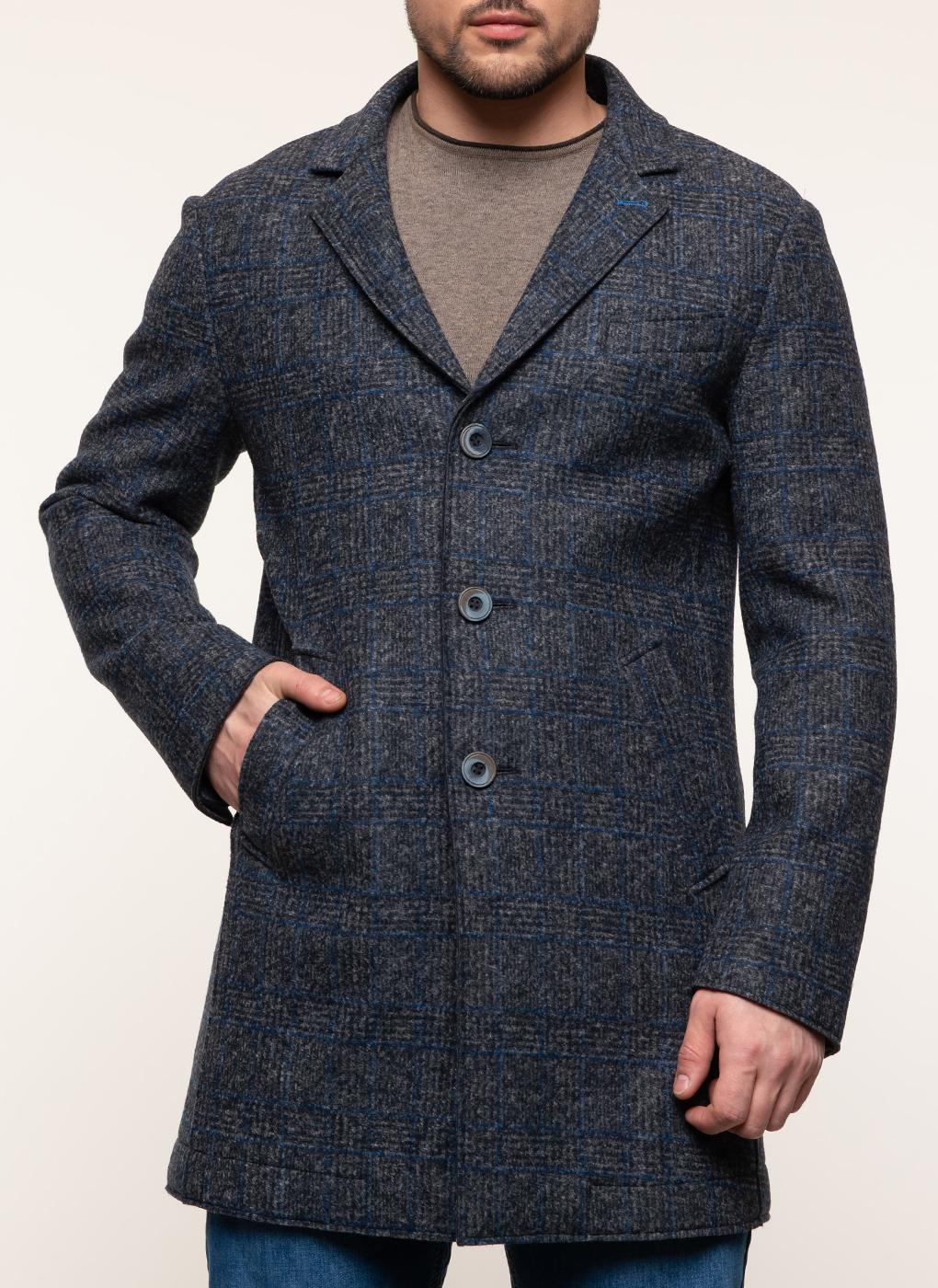 Пальто мужское 04, DTMD фото