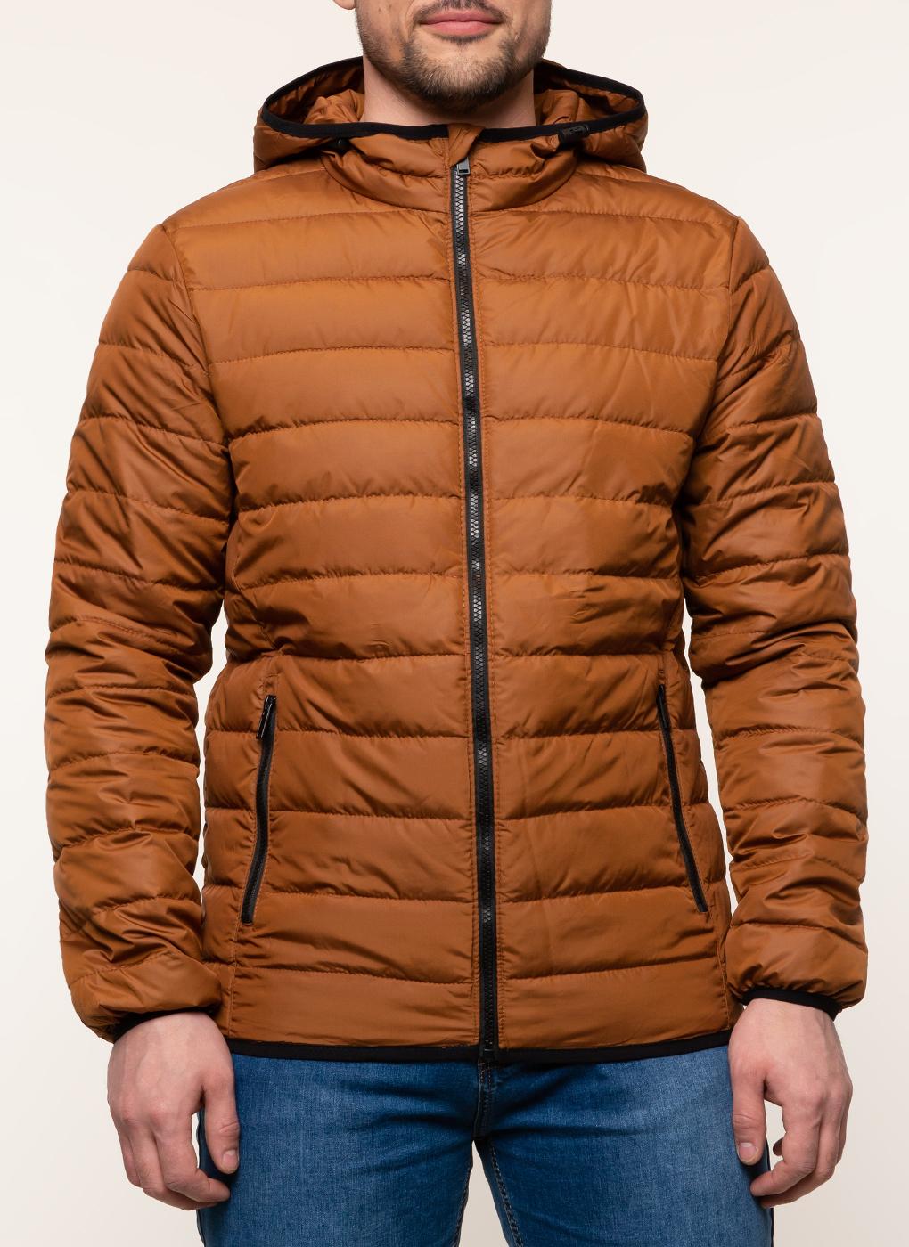 Куртка мужская утепленная 36, T&H фото