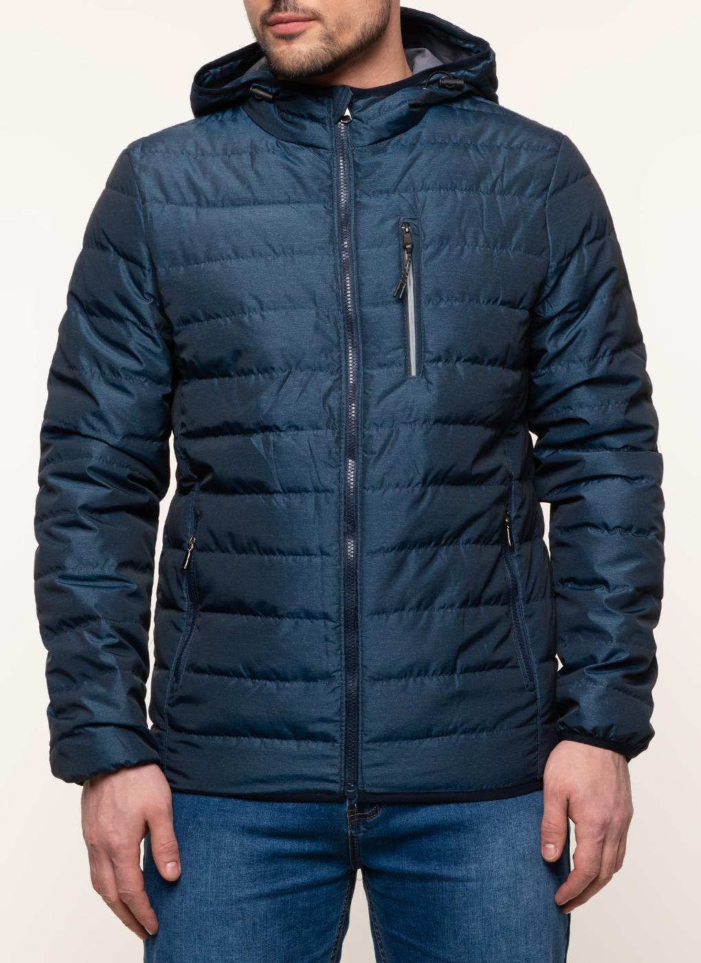 Куртка мужская утепленная 37, T&H фото