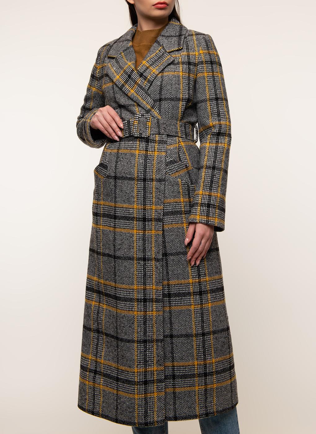 Пальто полушерстяное 43, Заря Моды фото