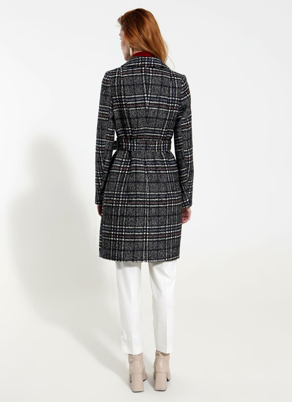 Пальто приталенное полушерстяное 72, idekka фото
