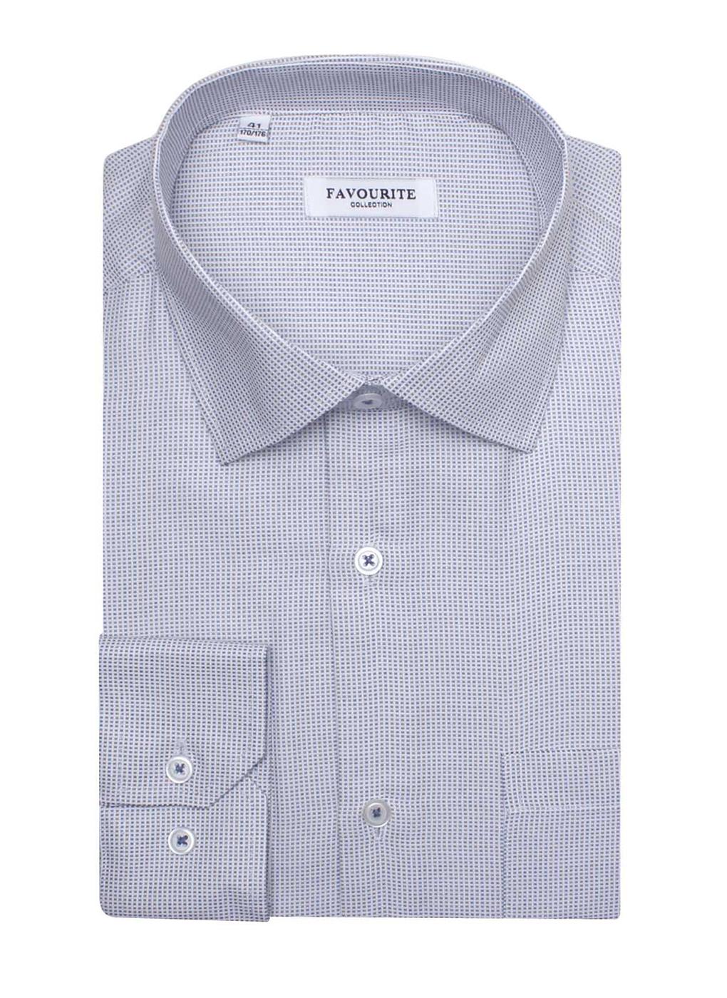 Рубашка мужская 03, Favourite фото