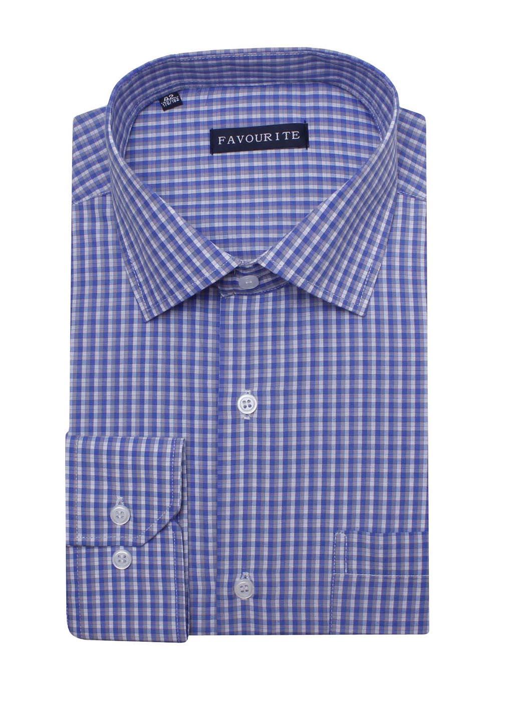 Рубашка мужская 07, Favourite фото