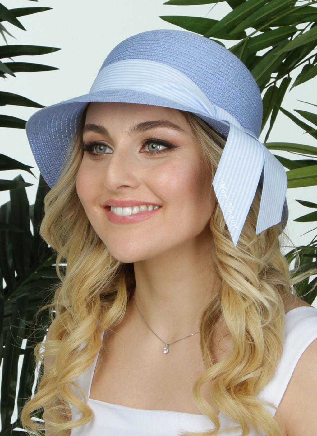 Шляпа летняя 04, Mon Amour