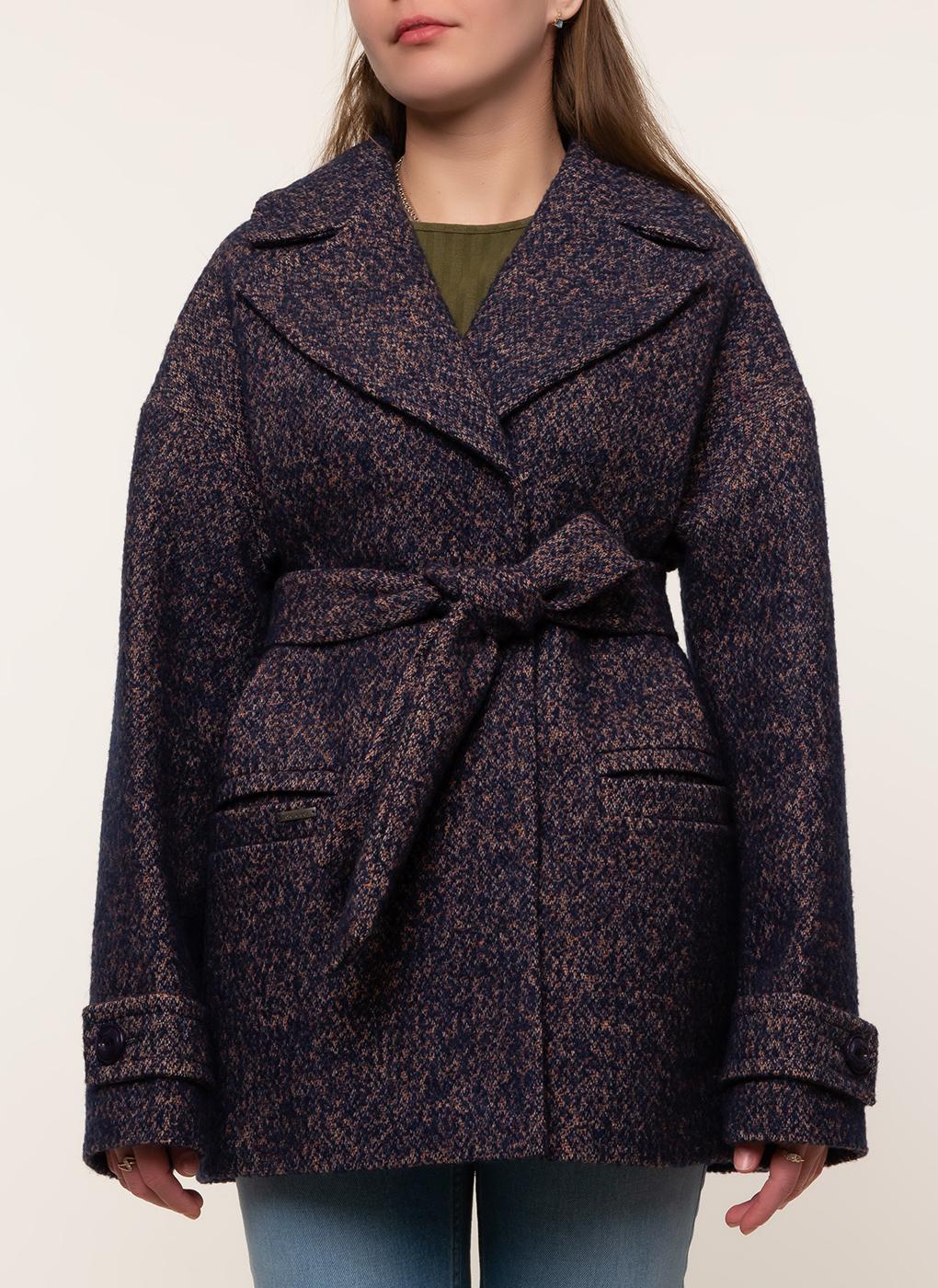 Пальто шерстяное 107, idekka фото