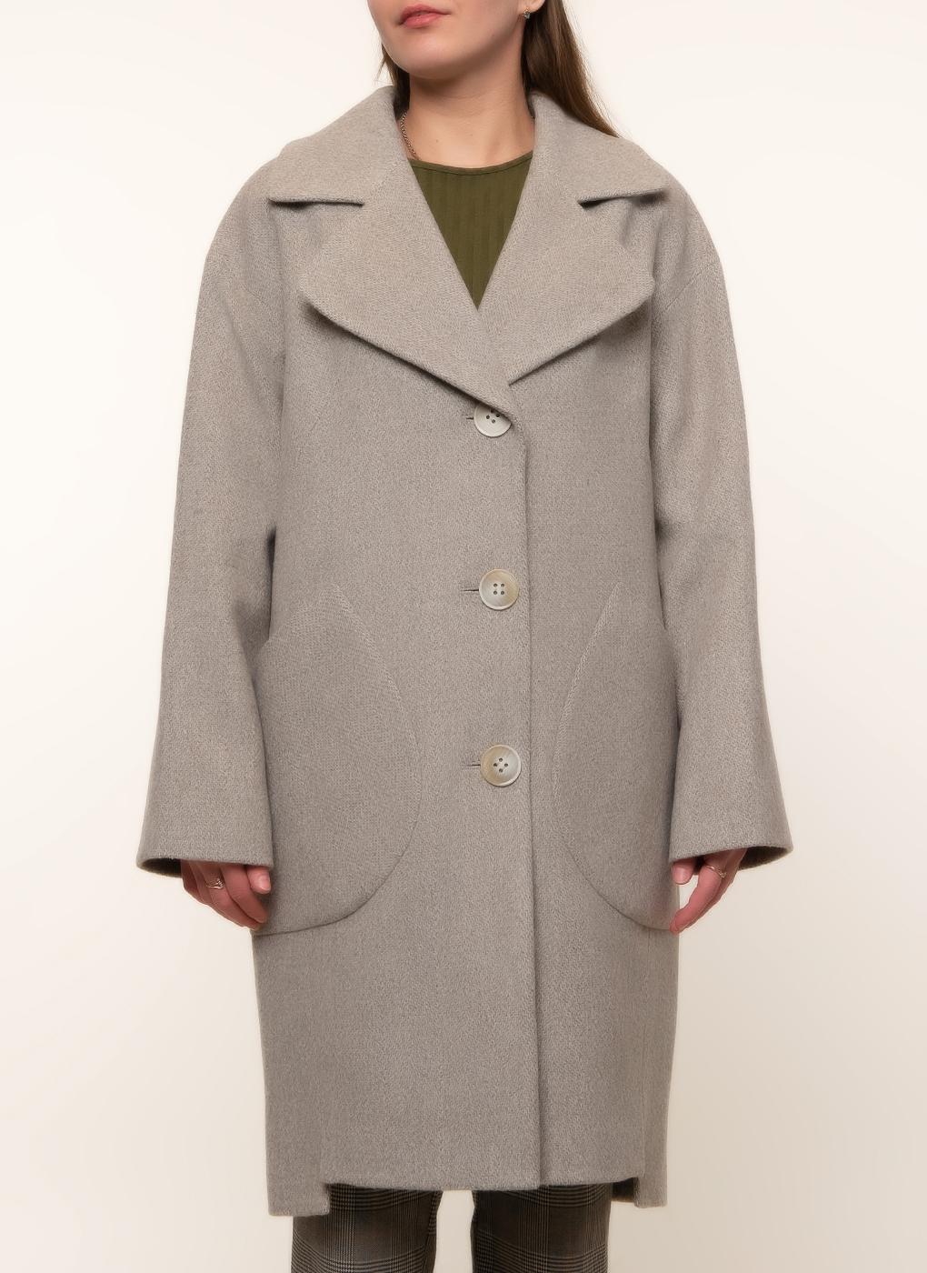 Пальто шерстяное 41, Gamelia experience фото